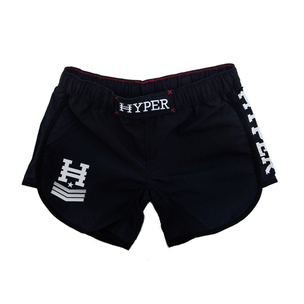 Hyper MMA Shorts Chevron - Girls/Womens