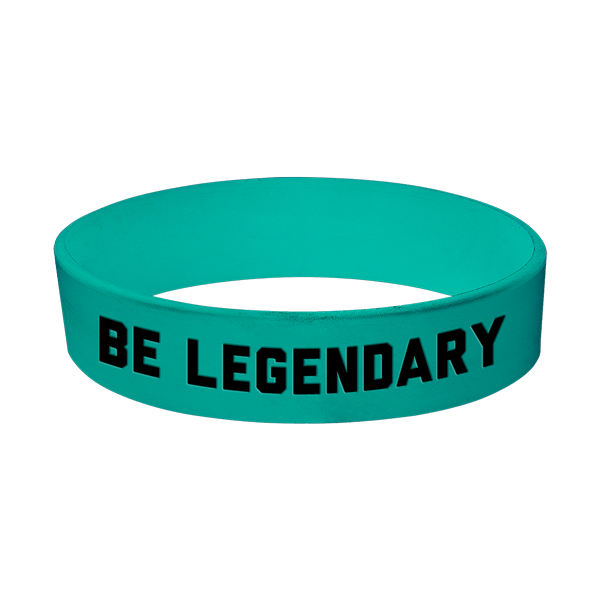 Be Legendary Wristband