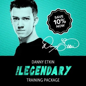 Be Legendary Gift Pack