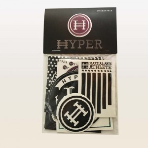 Hyper Sticker Pack