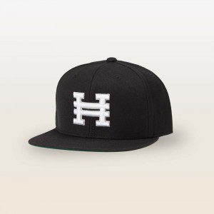 Hyper Snap Back Hat (Black)