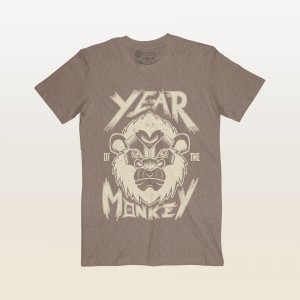 Year of the Monkey Tee