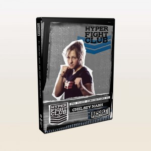 Chelsey Nash Hyper Pro Fight Combinations #1