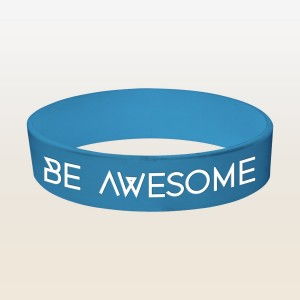 Be Awesome - Wristband