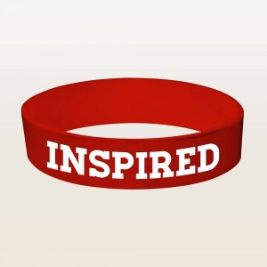 Inspired - Wristband