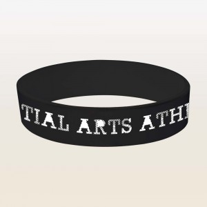 Martial Arts Athlete - Wristband