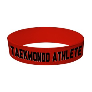 Taekwondo Athlete - Wristband