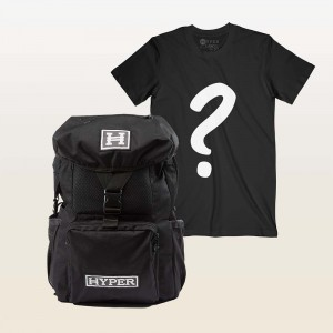 Mystery Tee + Backpack