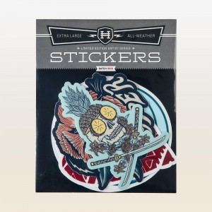 Limited Edition Artist Series Sticker Pack - Batch 1