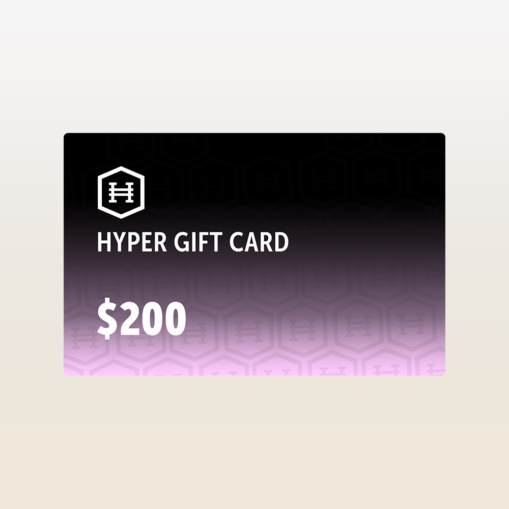 Digital Gift Card $200